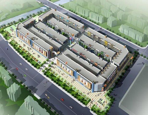 扬州五金机电城