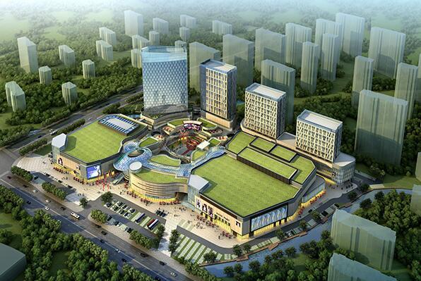 平湖瑞丰国际商业广场